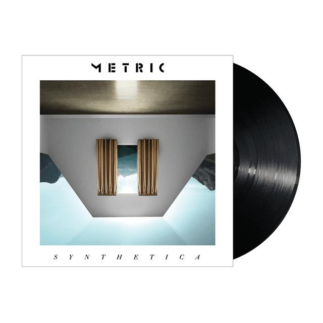 "Metric Synthetica 12"" Vinyl"
