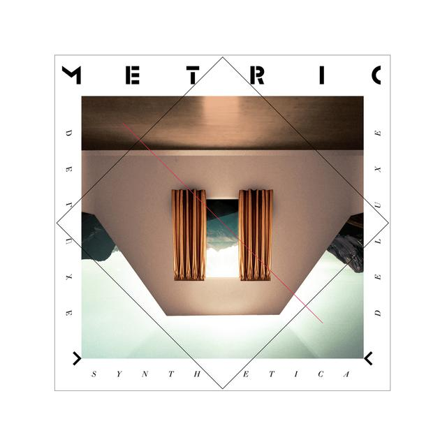 Metric Synthetica Deluxe CD