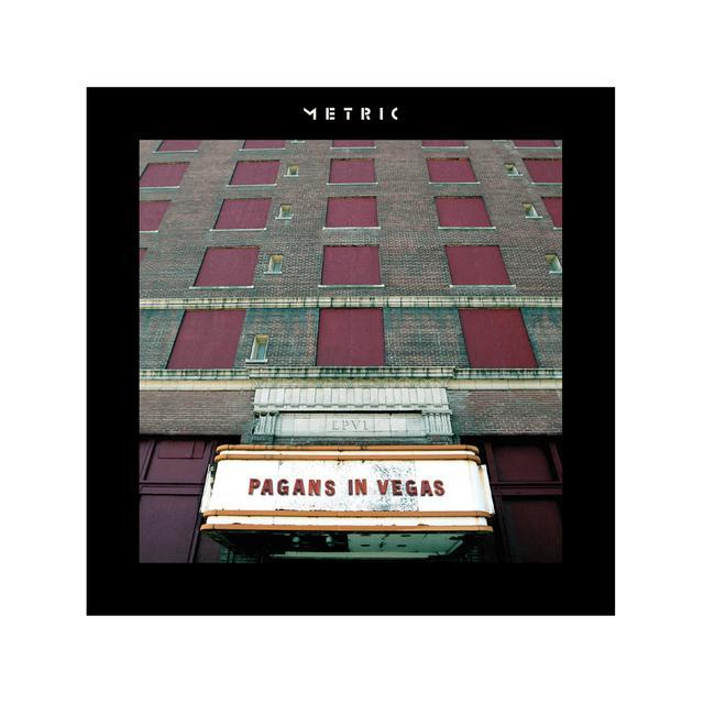 Metric Pagans in Vegas CD