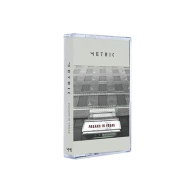 Metric Pagans in Vegas Cassette