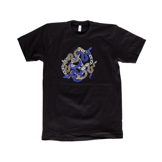 Metric EMILY HAINES Men's Snake T-Shirt