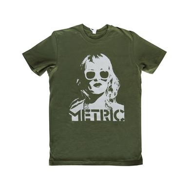 Metric Face T-Shirt