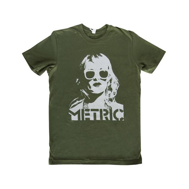 Metric Face T-Shirt