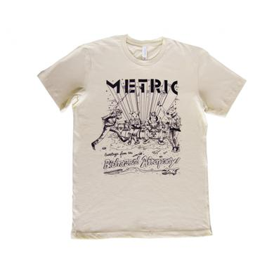 Metric Biohazard Afterparty T-Shirt