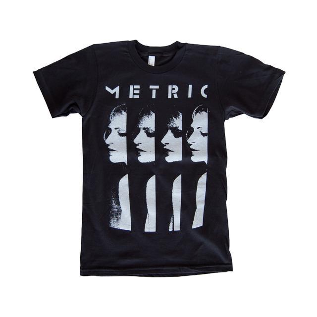 Metric Sliced T-Shirt