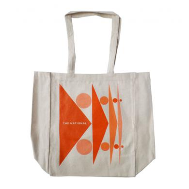 The National Triangles Tote Bag