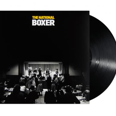 "The National Boxer 12"" Vinyl (Black)"
