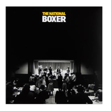 The National Boxer CD