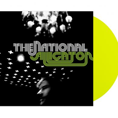"The National Alligator 12"" Vinyl (Electric Green)"