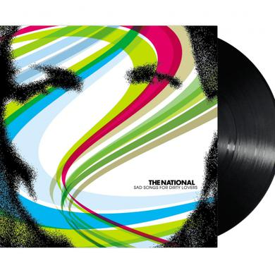 "The National Sad Songs For Dirty Lovers 12"" Vinyl"