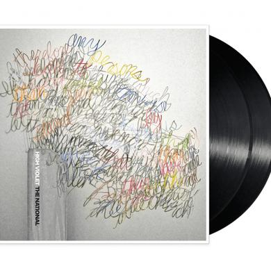 "The National High Violet 2x12"" Vinyl"