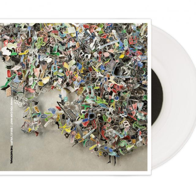 "The National Think You Can Wait 7"" Vinyl"