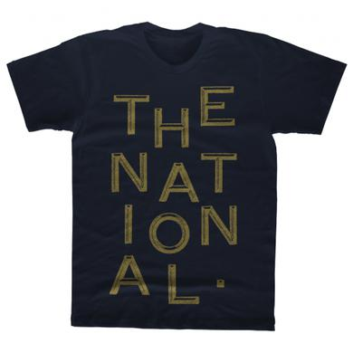 The National Men's Type Collection T-Shirt