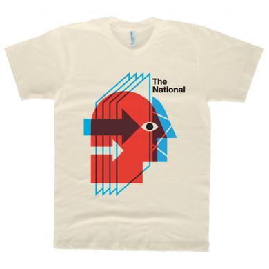 The National Unisex Profile T-Shirt