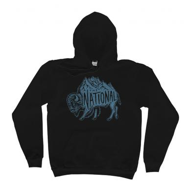 The National Unisex Buffalo Pullover Hoodie