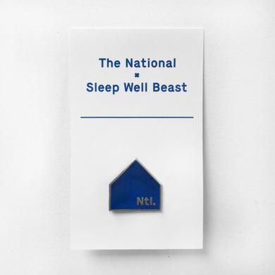 The National Ntl. Lapel Pin