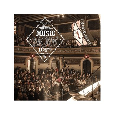 The National VARIOUS ARTISTS MusicNOW: 10 Years CD