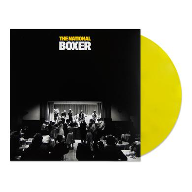 "The National Boxer 12"" Vinyl (Yellow)"