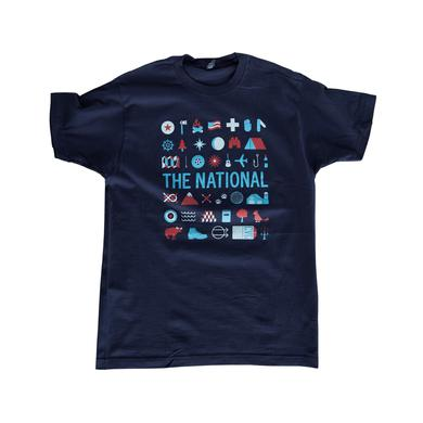The National 2014 Spring Tour T-Shirt