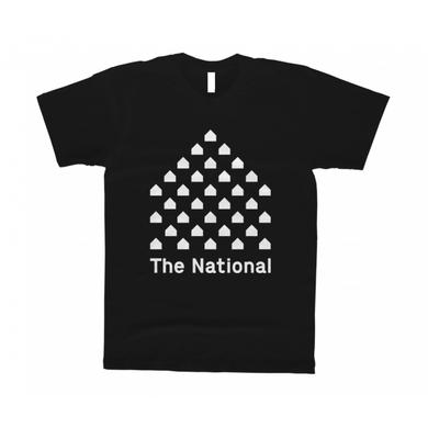 The National Studio Barn T-Shirt - US/Canada Tour 2017