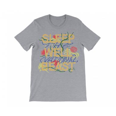 The National Sleep Well Drawing T-Shirt