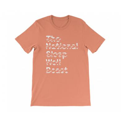 The National Sleep Well Tape T-Shirt