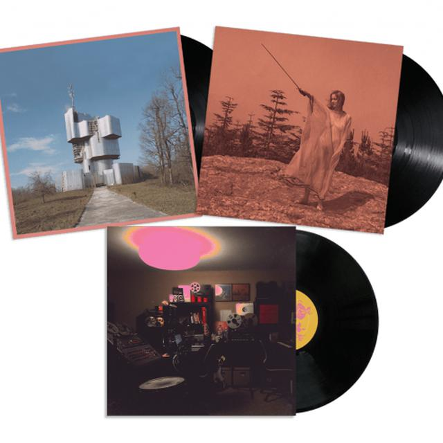 Unknown Mortal Orchestra Vinyl LP Bundle