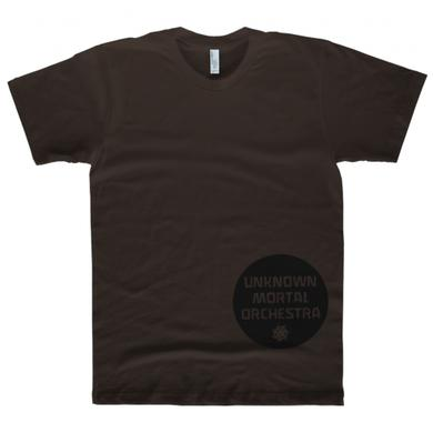 Unknown Mortal Orchestra Circle Logo T-Shirt