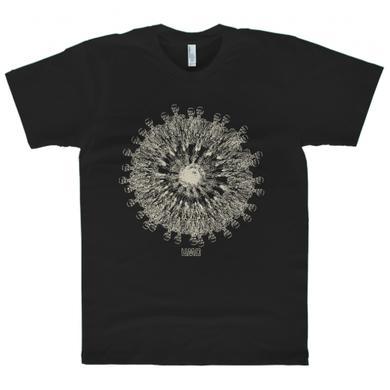Unknown Mortal Orchestra Unisex Skeleton Wheel T-Shirt