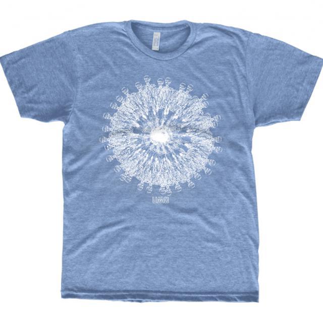 Unknown Mortal Orchestra Skeleton Wheel T-Shirt