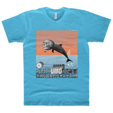 Unknown Mortal Orchestra Skull Dolphin T-Shirt