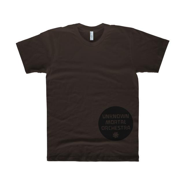 Unknown Mortal Orchestra Circle Logo T-Shirt