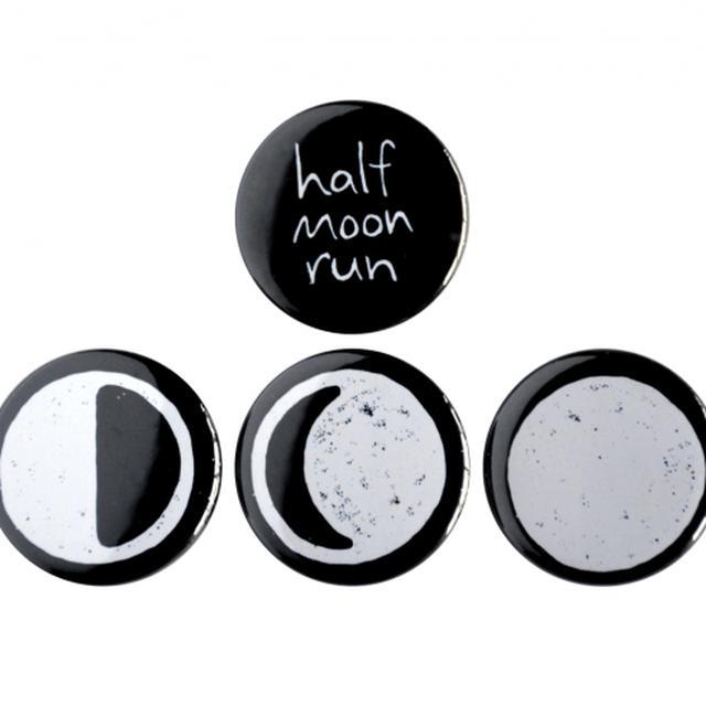 Half Moon Run Button Pack