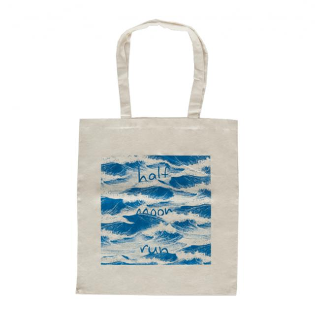 Half Moon Run Waves Tote Bag