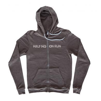 Half Moon Run Unisex Logo Zip Hoodie
