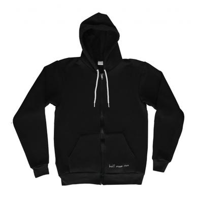 Half Moon Run Unisex Moons Zip Hoodie