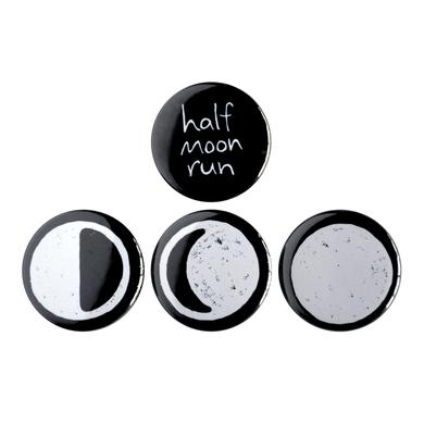 Half Moon Run Button Pack