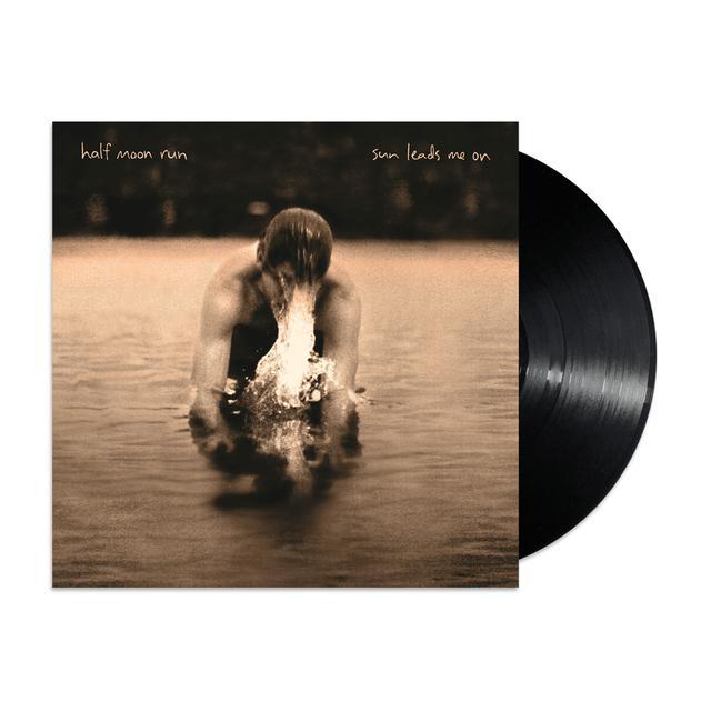 """Half Moon Run Sun Leads Me On 12"""" Vinyl"""
