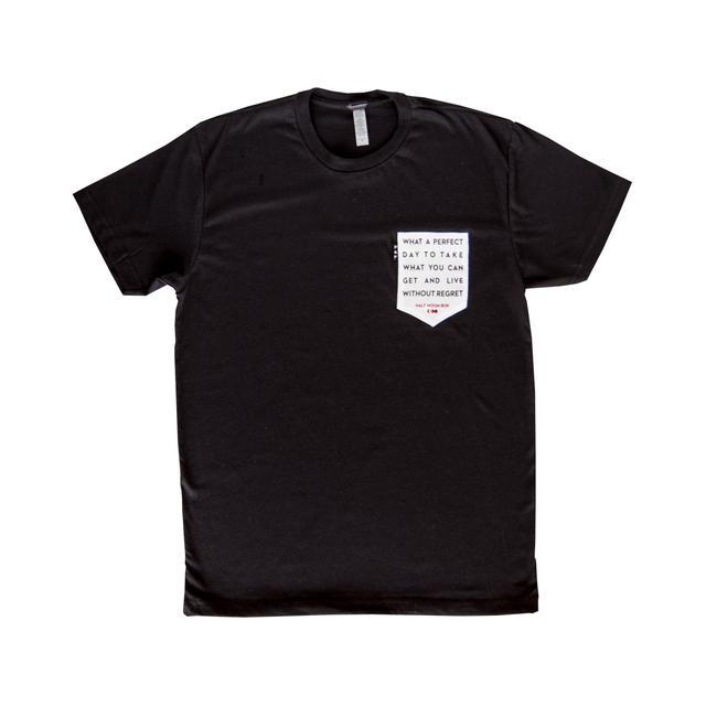 Half Moon Run Lyric Pocket T-Shirt