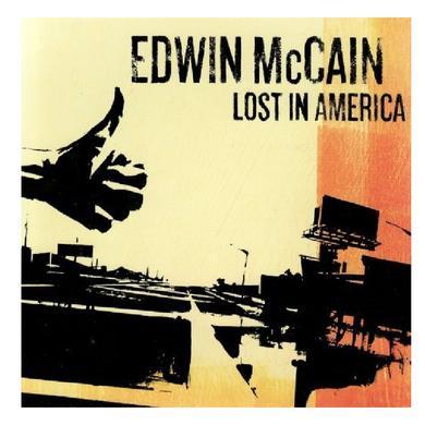 Edwin McCain Cd- Lost In America