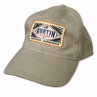 Edwin McCain Edwin MacCain Khaki Ballcap- Austin Sessions