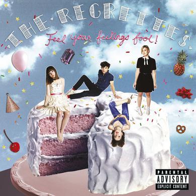 The Regrettes Feel Your Feelings Fool! CD