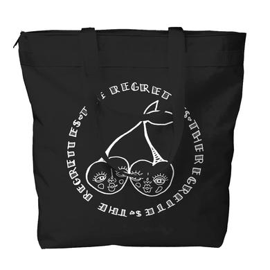 The Regrettes Twin Cherries Tote