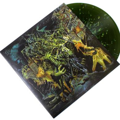"King Gizzard and the Lizard Wizard - Murder Of The Universe (LP - ""Vomit Splattered"" Vinyl + Storybook)"