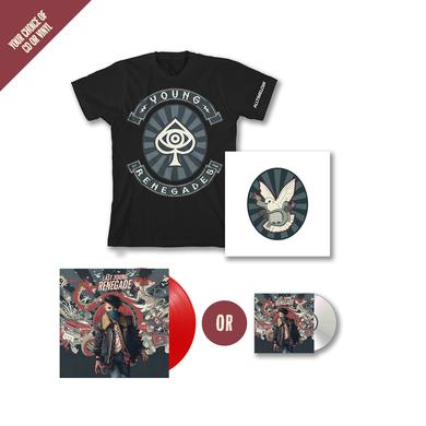 All Time Low Last Young Renegade T-Shirt Bundle