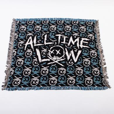 All Time Low Knit Blanket
