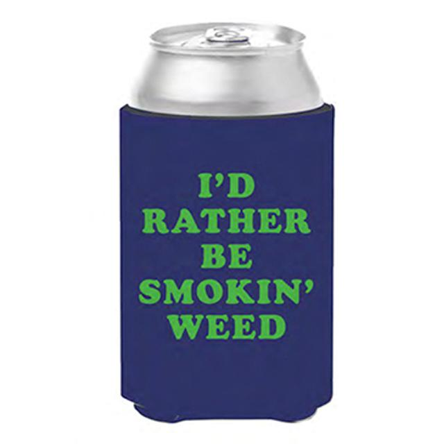 Margo Price Smokin' Weed Koozie