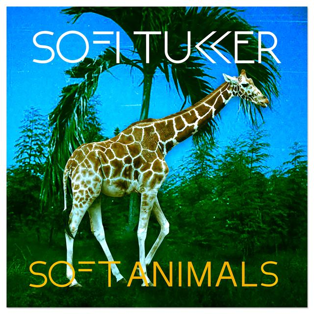 Sofi Tukker Soft Animals Sticker