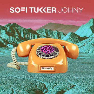 """Sofi Tukker Greed/Johny 7"""" Single on Clear Vinyl"""