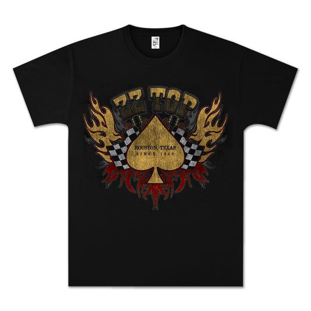 ZZ Top Race Flag T-Shirt